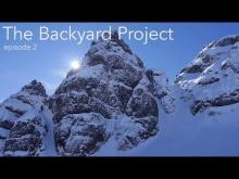 """""""The Backyard Project"""" episode 2 - Unexpected"""